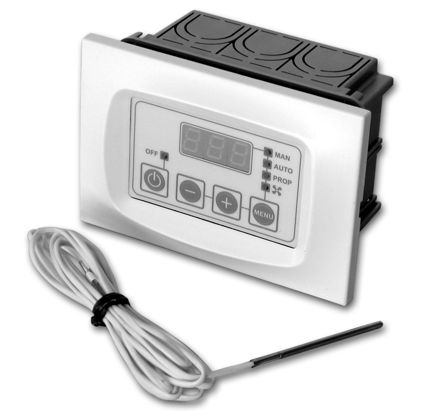 CENTRALINA ELETTRONICA DIGITALE per gestire il kit di ventilazione