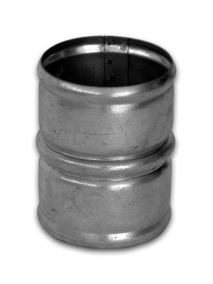ELEMENTO DI GIUNZIONE per tubi in alluminio Ø 80/120.