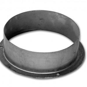 FLANGIA per tubi in alluminio Ø 80/120.